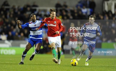 Reading v Swansea  261212
