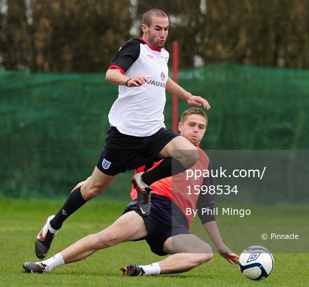England C Training 270212