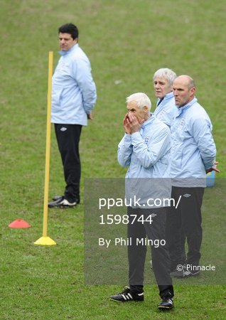 England C Training 280212