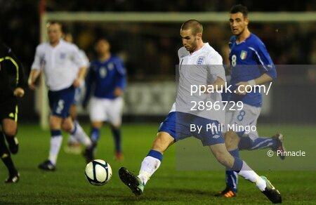 England C v Italy U23 280212