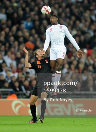 England v Holland  290212