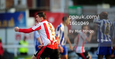 Exeter City v Sheffield Wednesday 110212