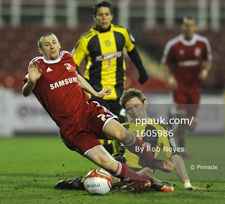 Swindon v Burton  280212
