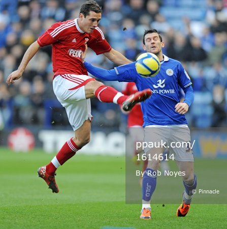 Leicester v Swindon   280112