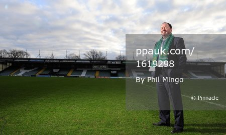 New Yeovil Manager 090112