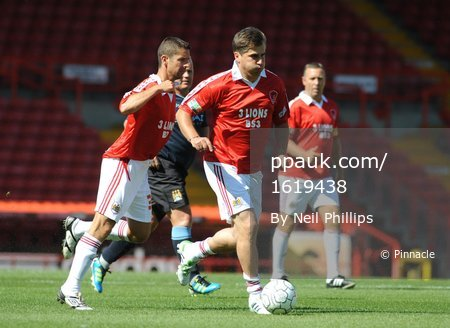 Bristol City v  Man City 280712