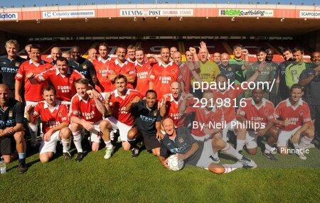Bristol City v  Man City 280712