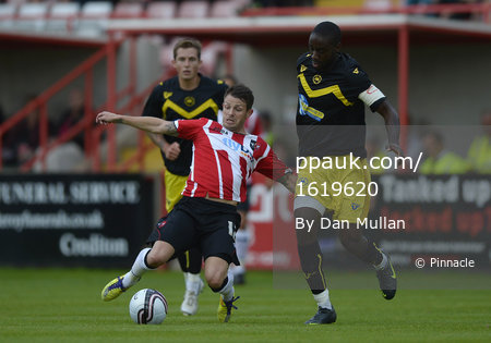 Exeter City v Torquay 310712