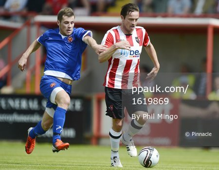 Exeter City v FC United 220712