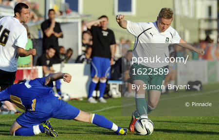 Truro City v Plymouth Argyle 240712