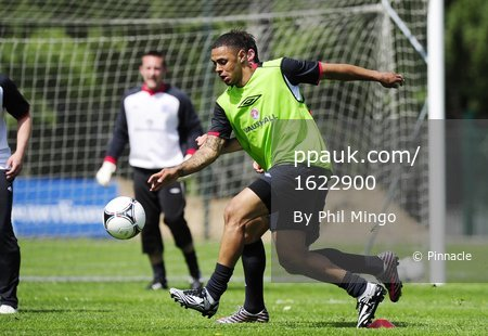 England C Training 020612