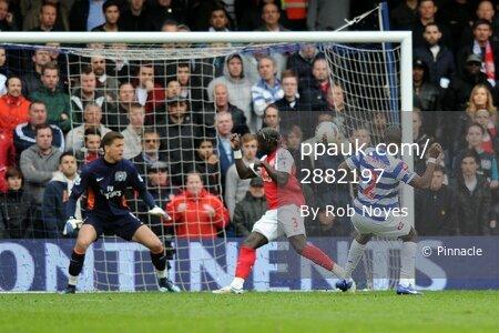 QPR v Arsenal  310312