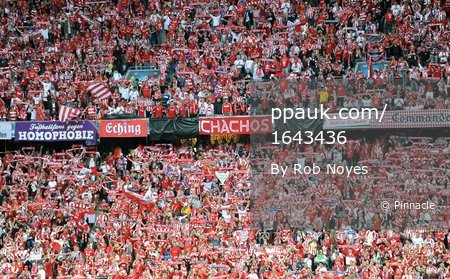 Bayern Munich v Chelsea   190512
