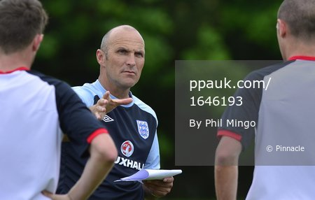 England C Training 310512