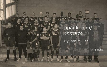 Torquay United Photo Call 291112