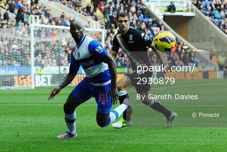 Reading v Fulham 271012