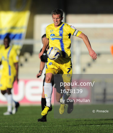 Torquay United v Morecambe 271012