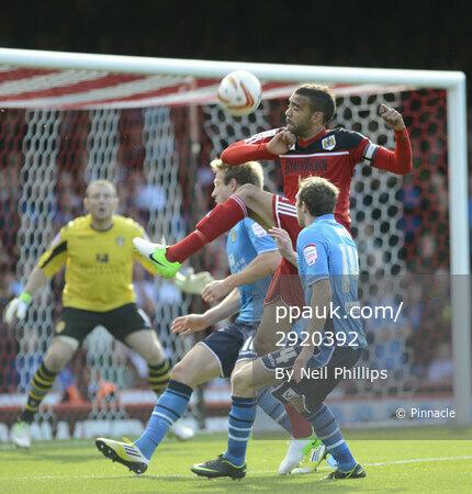 Bristol City v  Leeds  290912