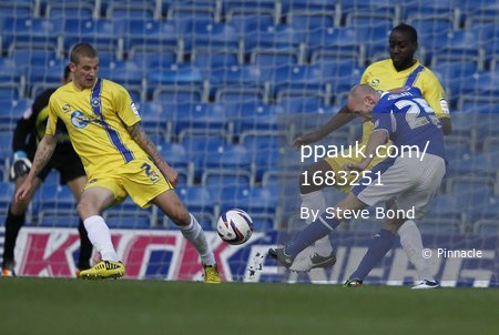 Chesterfield v Torquay  290912