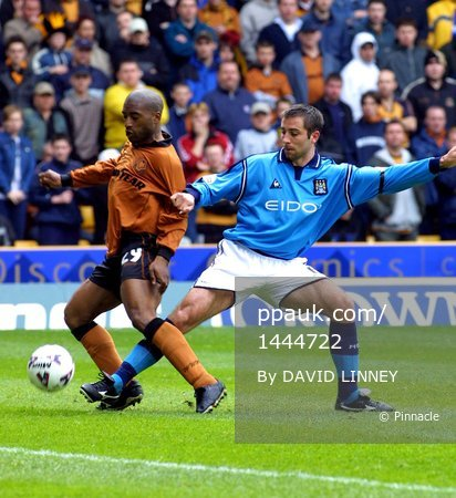 Wolverhampton v Man City