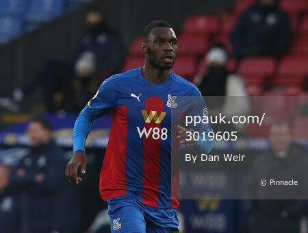 Crystal Palace v Leicester City, Croydon - 28 December 2020