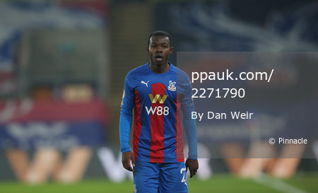 Crystal Palace v Leicester City, Croydon - 28 December 2020