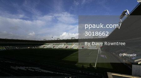 Plymouth Argyle v MK Dons, Plymouth, UK - 19 Dec 2020