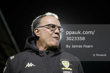 Brentford v Leeds United, Greater London, UK - 11 Feb 2020.