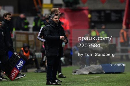 Bristol City v Birmingham City, Bristol, UK - 7 Feb 2020