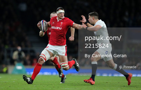 England v Wales, Twickenham, UK - 7 Mar 2020