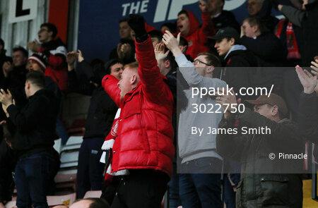 Exeter City v Stevenage, Exeter, UK - 8 Feb 2020