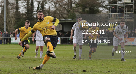 Plymouth Parkway v West Auckland Town, Plymouth, UK - 8 Feb 2020