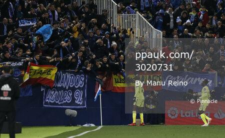Leganes v Getafe CF, Madrid, ESP - 17 Jan 2020
