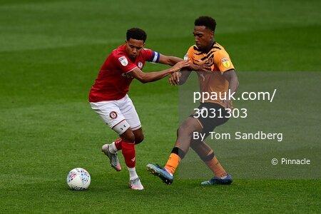 Bristol City v Hull City, Bristol - 8 Jul 2020