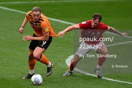 Bristol City v Hull City, Bristol - 8 Jul 2020