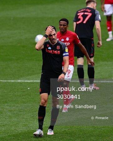 Bristol City v Stoke City, Bristol - 15 Jul 2020