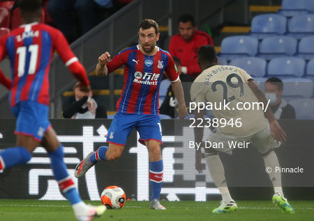 Crystal Palace v Manchester United, Croydon - 16 July 2020