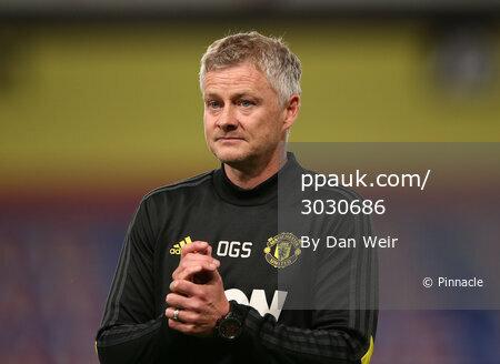 Crystal Palace v Manchester United, Croydon - 16 July 2020