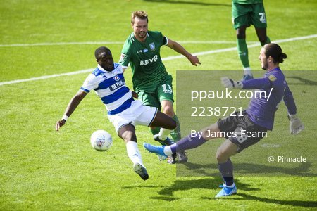 Queens Park Rangers v Sheffield Wednesday, London, UK -  11 Jul