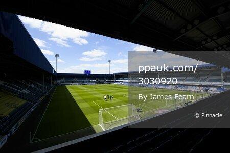Queens Park Rangers v Millwall, London, UK -  18 Jul 2020.