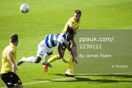Queens Park Rangers v Millwall, London, UK -  18 Jul 2020.