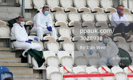 Colchester United v Exeter City, Colchester - 18 Jun 2020