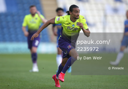 Colchester United v Exeter City, Colchester - 18 Jun 2020