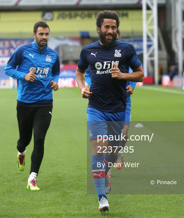 Crystal Palace v Burnley, Croydon - 29 June 2020
