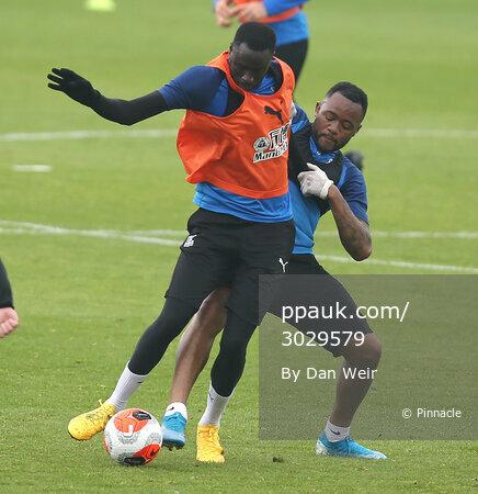 Crystal Palace Training, Beckenham - 11 June 2020