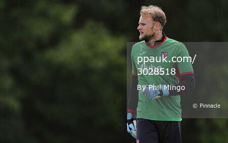 Exeter City Training, Exeter, UK - 13 Jun 2020