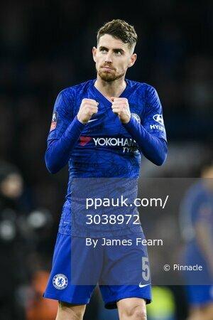 Chelsea v Liverpool, London, UK - 3 Mar 2020.