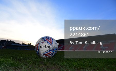 Exeter City v Crewe Alexandra, Exeter, UK - 3 Mar 2020