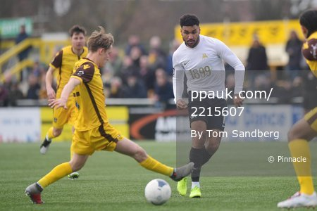 Sutton United v Torquay United, Sutton, UK - 7 Mar 2020