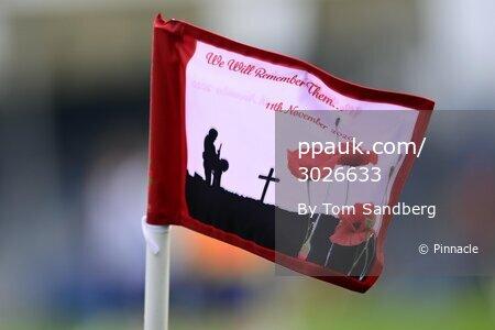 Bristol Rovers v Fleetwood Town, Bristol, UK - 14 Nov 2020